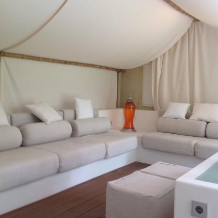 Park Hotel Mignon & Spa: zona relax