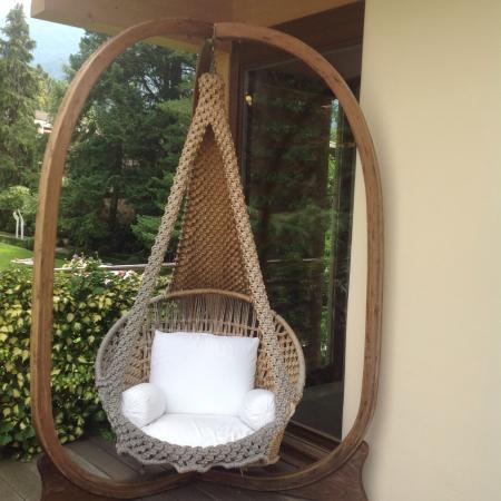 Park Hotel Mignon & Spa: Parco e zona relax
