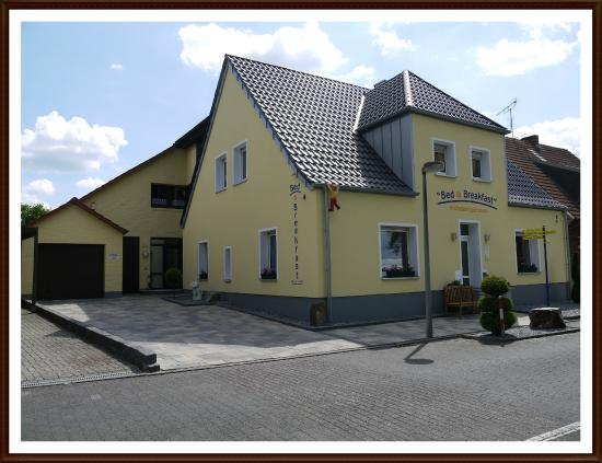 Bed & Breakfast Pension & Hotel Legden