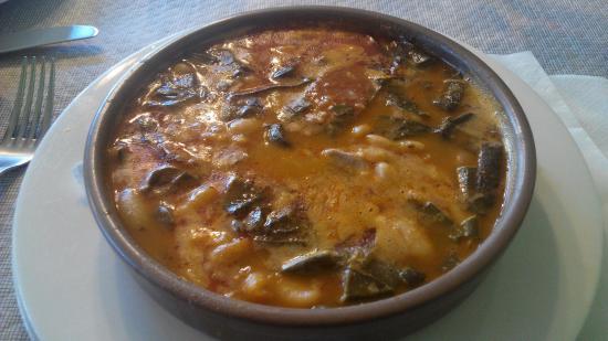 Restaurante Casa Pedro: Jo, que bien comimos!!!!!!!!