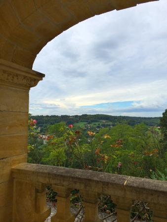Hôtel de la Pagézie: view