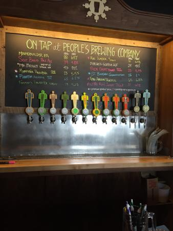 People's Brewing Company