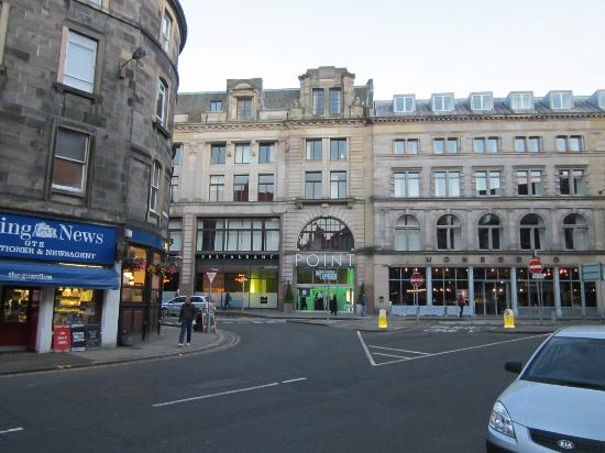Best Hotel Deals Edinburgh City Centre