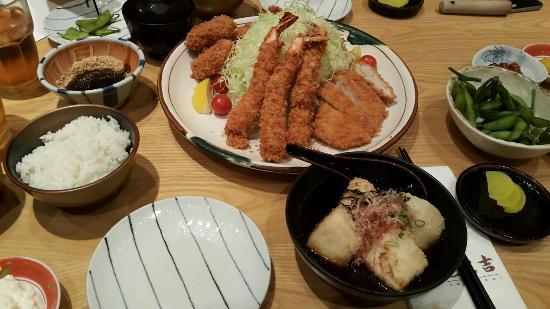 Tonkichi Japanese Restaurant