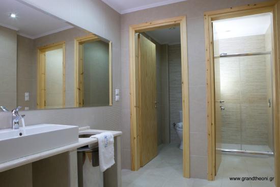 Vasilikí, Grecia: hamam,sauna jacuzzi bathrooms