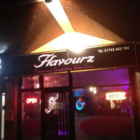 Indian Restaurant Whitchurch Road Shrewsbury