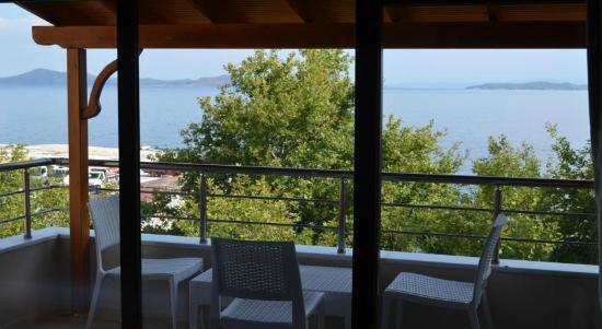 Marmara Adası, Türkiye: Deniz Manzaralı Oda