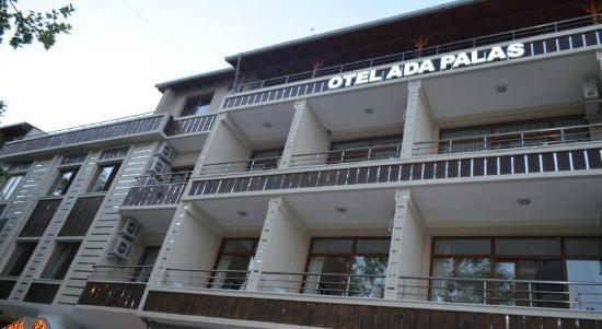 Остров Мармара, Турция: Otel Ada Palas,Dış Cephe