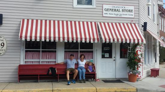 Janet's Onancock General Store & Cafe: Excellent eats!