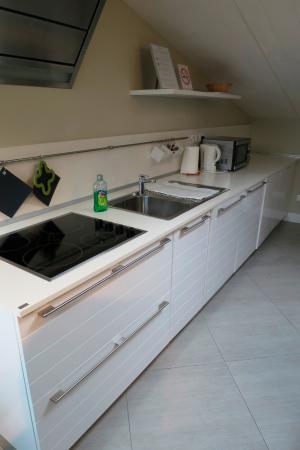 Petronio Residence: Kitchen area - Petronio