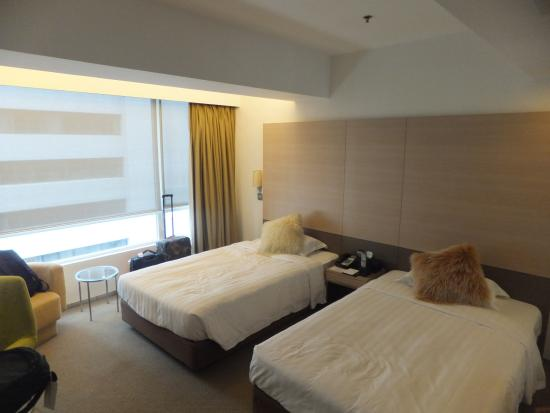 The Fleming, Hong Kong: Twin Deluxe Room
