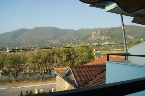Astoria: Z balkonu