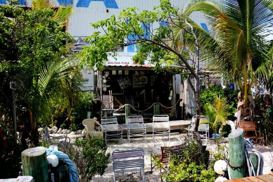 Bud N' Mary's Fishing Lodge: The Marina deck