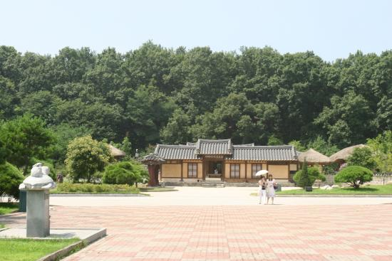 Birthplace of Empress Myeongseong
