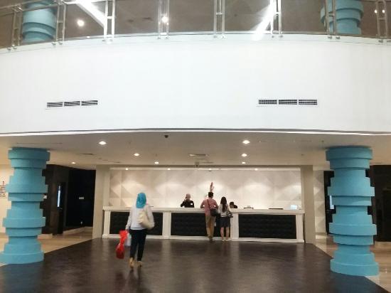 reception hotel santika kelapa gading picture of hotel santika rh tripadvisor co za