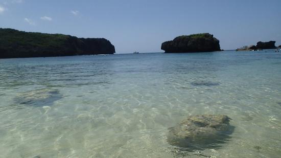 この写真より実際は海は青くきれいです。 - Foto di Shimoji-jima Island, Miyakojima - TripAdvisor