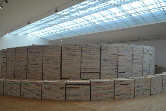 S.M.A.K. - Musée d'Art Moderne : smak