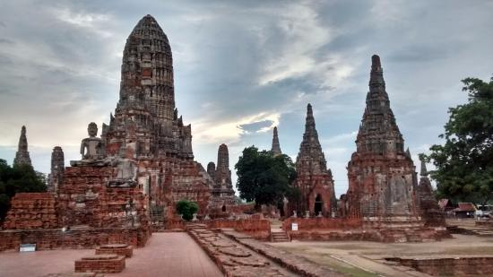 Wat Chaiwatthanaram: EL templo