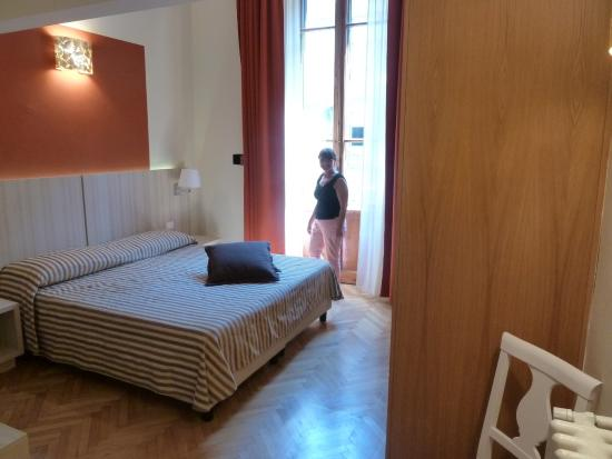 Bed and Breakfast Repubblica: The main room