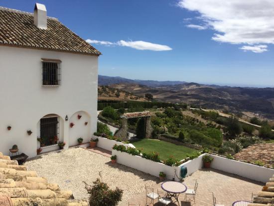 La Joya, Spain: Utsikt
