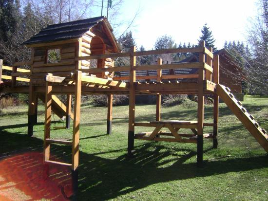 Juegos picture of tillka casas de montana villa la - Casas de montana ...