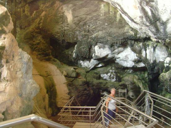 cave in Antiparos - Picture of The Cave of Antiparos ...