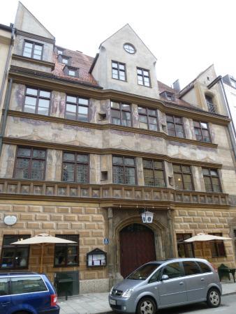 Höfer München exterior bild hofer der stadtwirt münchen tripadvisor