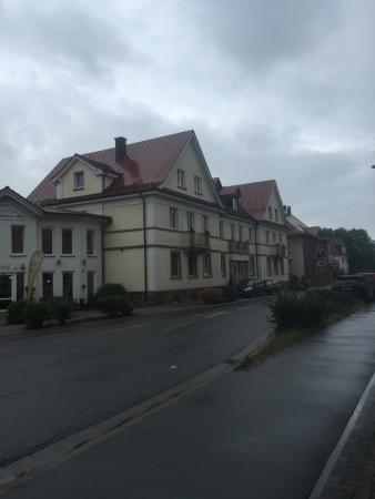 Hotel Germersheimer Hof: side/front of hotel