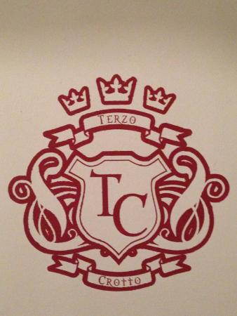 Hotel Terzo Crotto : Wapenschild Terzo Crotto