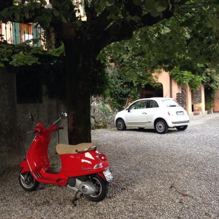 Hotel Terzo Crotto: Italië is alom aanwezig aan Terzo Crotto