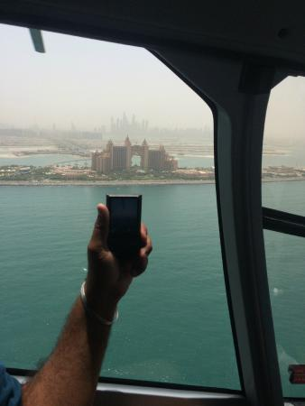 Alpha Tours - Day Tours : Helicopter ride Dubai
