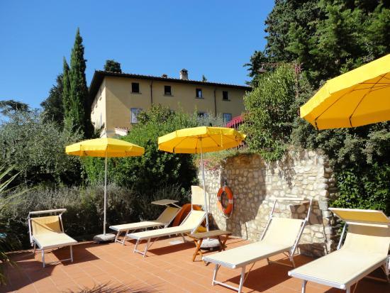 Montespertoli, Italia: Pool