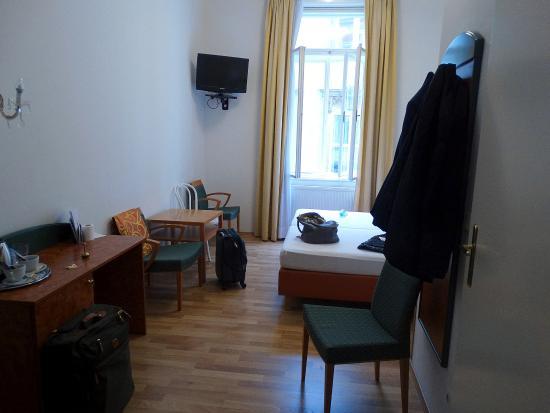 Hotel Domizi: Сфотографировано перед отъездом