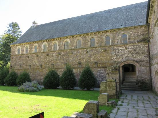 Abbaye de La Lucerne : Vue 9