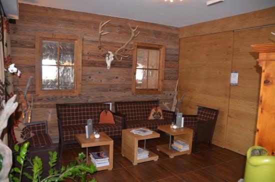 Alpinhotel Monte: Lobby