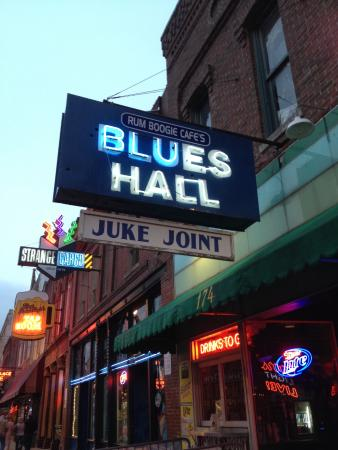 Blues Hall