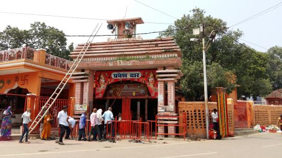 Hanuman temple at Sangam ghat - Reviews, Photos - Hanuman