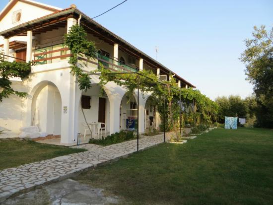 Kapetanios Apartments: Apartments 1 - 7