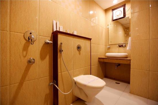 Hotel The RTS: wash room