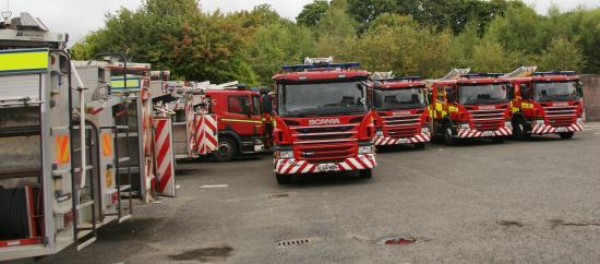 Cowcaddens Fire Station