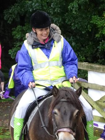 Exmoor Pony Centre: beaming smiles all round