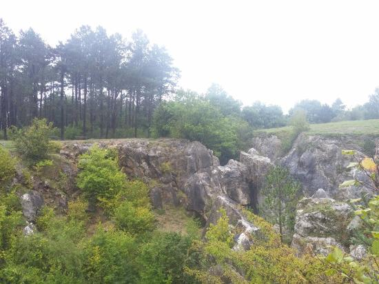 Nismes, เบลเยียม: Le Fondry des Chiens