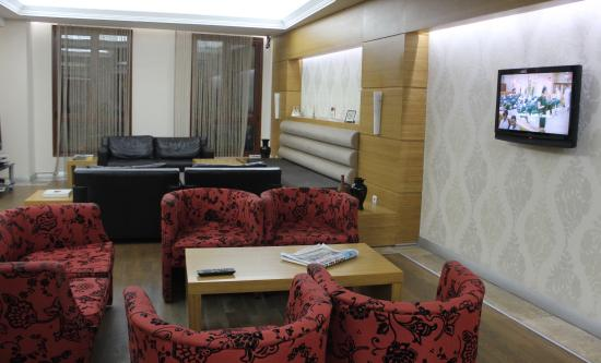 Hotel Baylan: Лобби