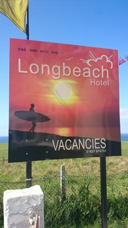 Longbeach Hotel Newquay