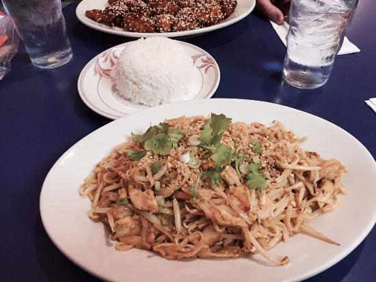 Columbia Heights, MN: Thai Noodles