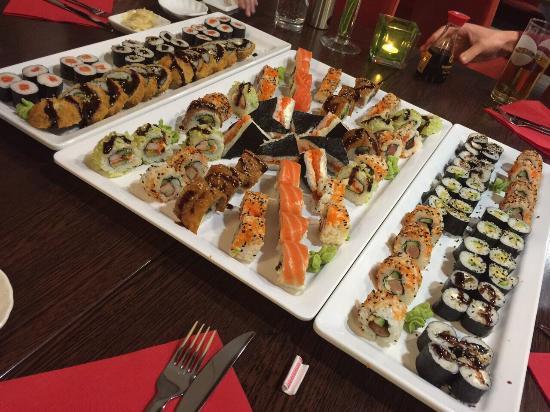 Sushi wok neu ulm restaurantanmeldelser tripadvisor for Asia cuisine ulm