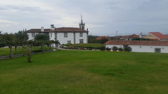 Quinta do Monteverde: From the cottages towards the house