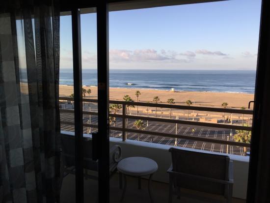 The Waterfront Beach Resort A Hilton Hotel Ocean View