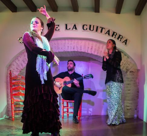 Dance - Picture of Casa de la Guitarra, Seville - TripAdvisor