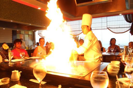 Iberostar Cancun Anese Restaurant Very Good